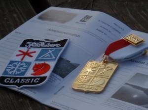 Die Goldmedaille