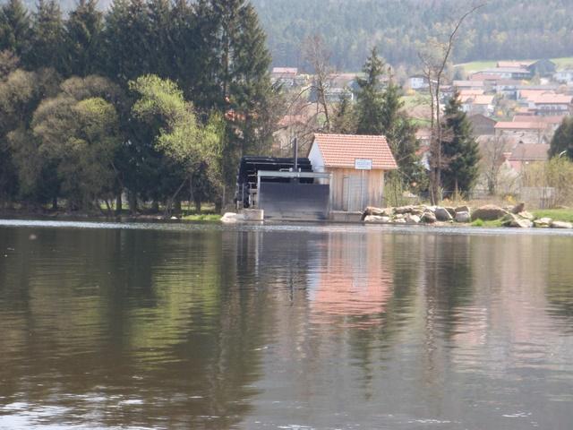 Wassermühle kurz vor Cham