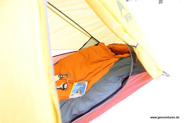 Im Zelt Schlafen : Komfortabel schlafen im zelt geoventures
