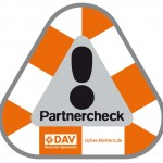 DAV Aktion Sicher Klettern Partnercheck