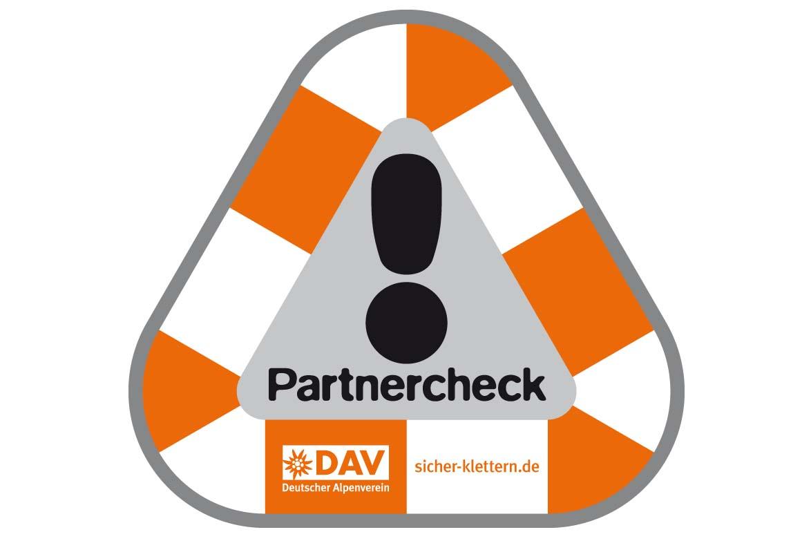 DAV Aktion Sicher Klettern Partnercheck