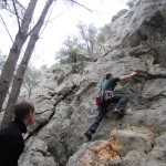 Klettern auf Mallorca – Sestret