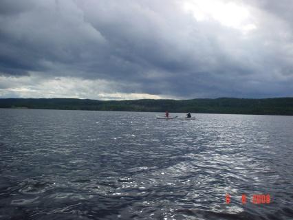 Glaskogen Nationalpark - Kanadier