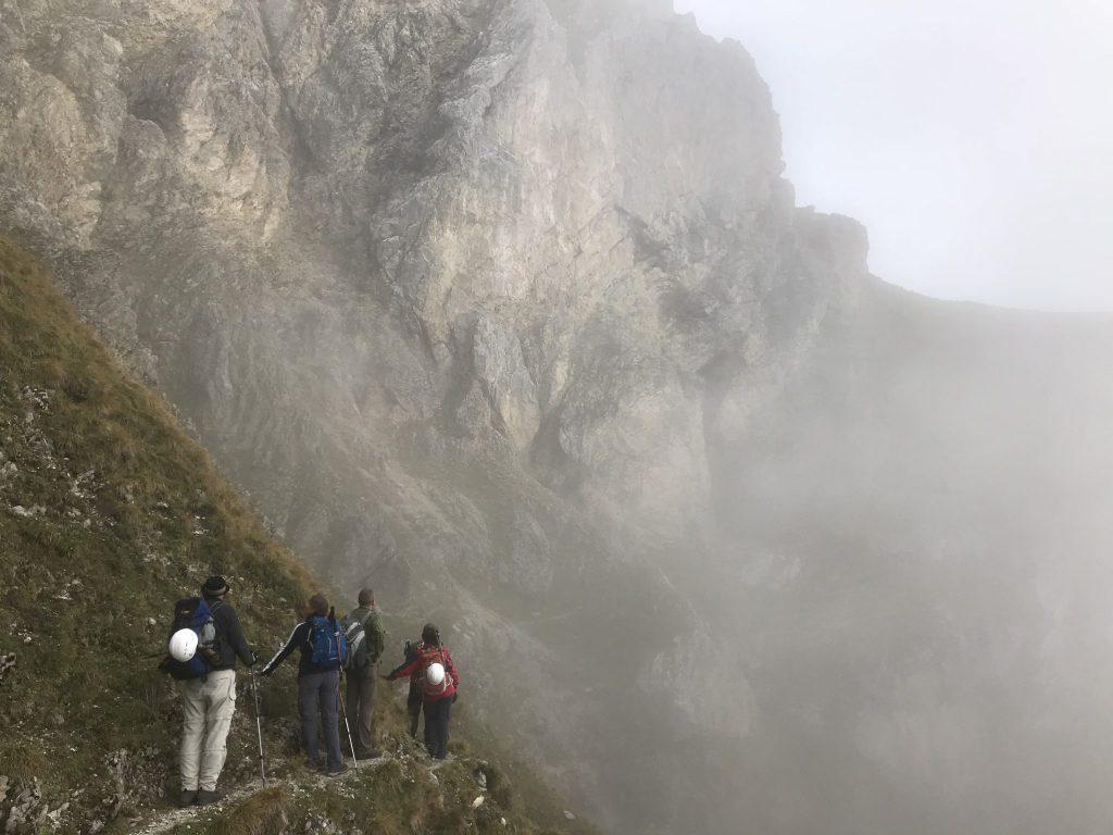 Mystische Stimmung im Karwendel