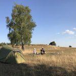 Mit den Kindern unterwegs – Vater-Sohn-Zelten