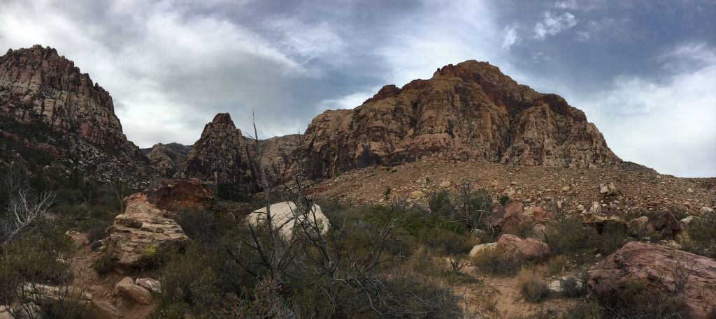 Red Rock Canyon - Pine Creek Trail