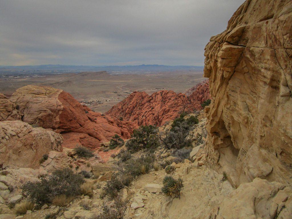 Red_Rock_Canyon-Calico_Tank Felsfarben