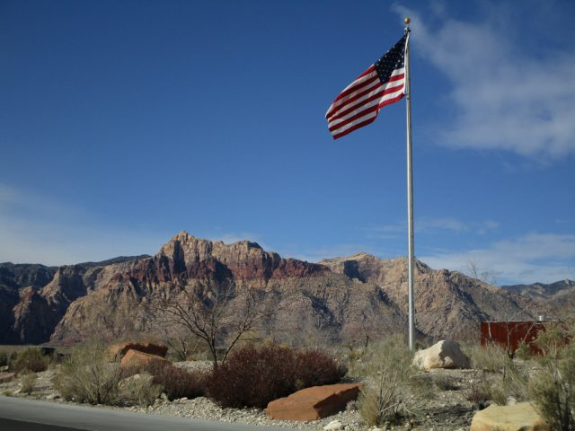 Red Rock Canyon - Visitor Center